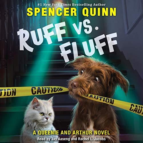 Ruff vs. Fluff  By  cover art