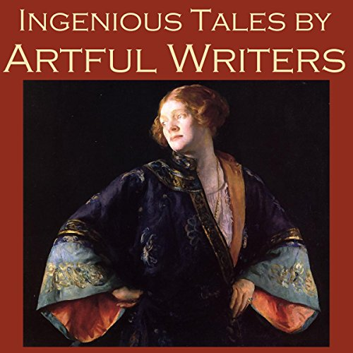 Ingenious Tales by Artful Writers audiobook cover art