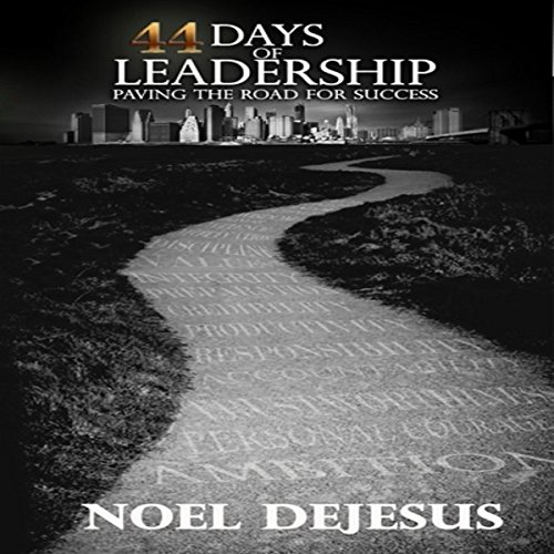44 Days of Leadership audiobook cover art