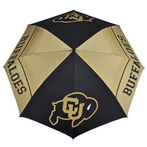 Team Effort Colorado Buffaloes 62-Inch WindSheer Hybrid Umbrella
