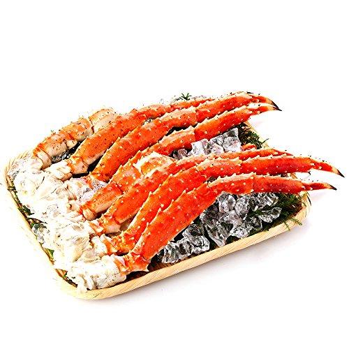 ◇トップレべル◇ ロイヤルタラバガニ 特大サイズ 極上 タラバ蟹 脚 約2kg