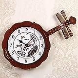 Giow Relojes Antiguos, Relojes y Relojes, restauración clásica China, Silencio y Arte Europeo Sala de Estar, 20 Pulgadas, sección Oblicua 8077