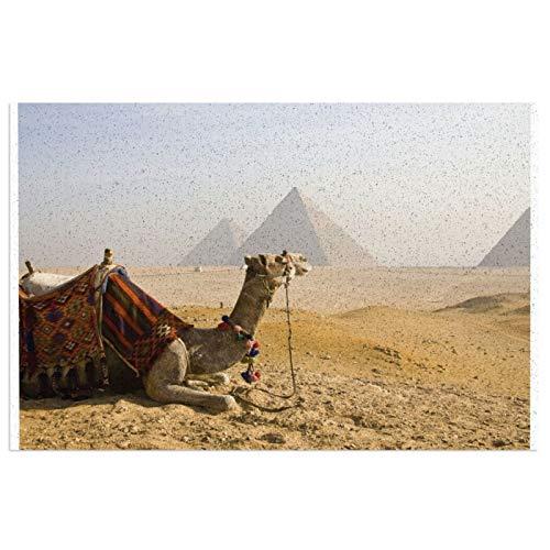 Fußmatte mit ägyptischem Kairo-Motiv