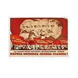 XIAOGANG Marx Engels Lenin Stalin's Sowjetische
