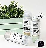 Pintura Spray Chalk Efecto Tiza Verde