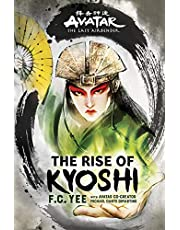 AVATAR LAST AIRBENDER RISE OF KYOSHI HC NOVEL