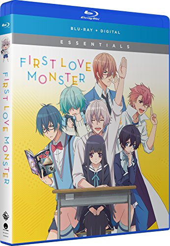 FIRST LOVE MONSTER CS ESNTLS BD+FD [Blu-ray]