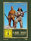 Karl May (Collection III) - 3-DVD Box Set ( Apache Gold / Last of the Renegades / The Desperado Trail ) ( Winnetou 1 / Winnetou 2 / Winnetou 3 ) [ NON-USA FORMAT, PAL, Reg.2 Import - Germany ]