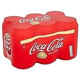Coca Cola De Vainilla (6X330ml)