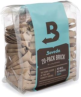 Boveda pour cigares | régulateur d'humidité dans les 2 sens à 84 % d'HR pour humidifier une cave à cigares | taille 60 pou...