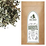 EDEL KRAUT | BIO Mariendistel Kraut Tee - Premium organic milk thistle herb cut - 100g