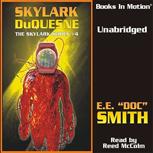 Skylark DuQuesne audiobook cover art