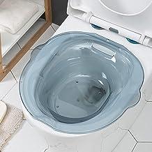 Soothic Sitz Bath, Soothing Relief Toiletzitting Postpartum Care Basin Ideaal voor post-Episiotomy Patiëntenbekken voor ka...