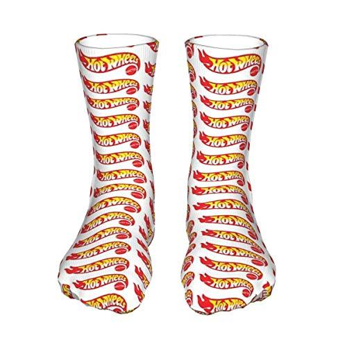Hot Wheels Chaussettes d'hiver thermiques super douces avec logo