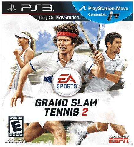 EA Sports Grand Slam Tennis 2 (Sony PS3) [Import UK]