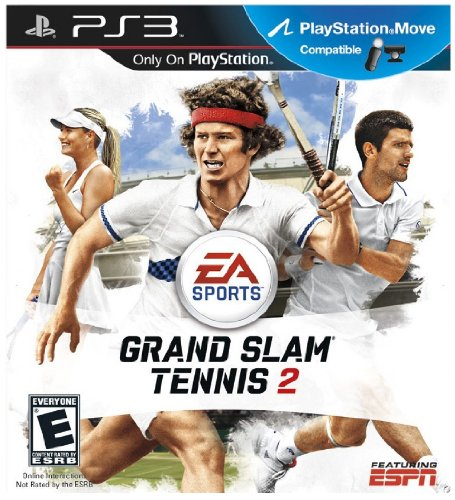 EA Sports Grand Slam Tennis 2 (Sony PS3) [Import UK]