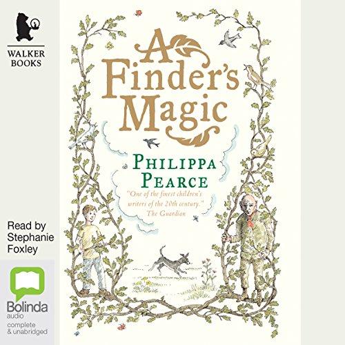 A Finder's Magic audiobook cover art