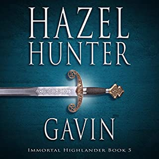 Gavin: A Scottish Time Travel Romance Titelbild