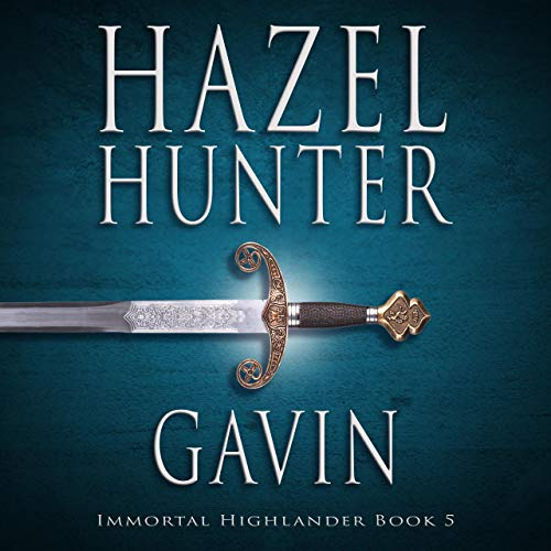 Gavin: A Scottish Time Travel Romance  By  cover art