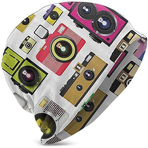 GodYo Fotografische Camera Baby Hoed Kinderen Cool Knit Beanie Hoed voor 3-15 Jaar