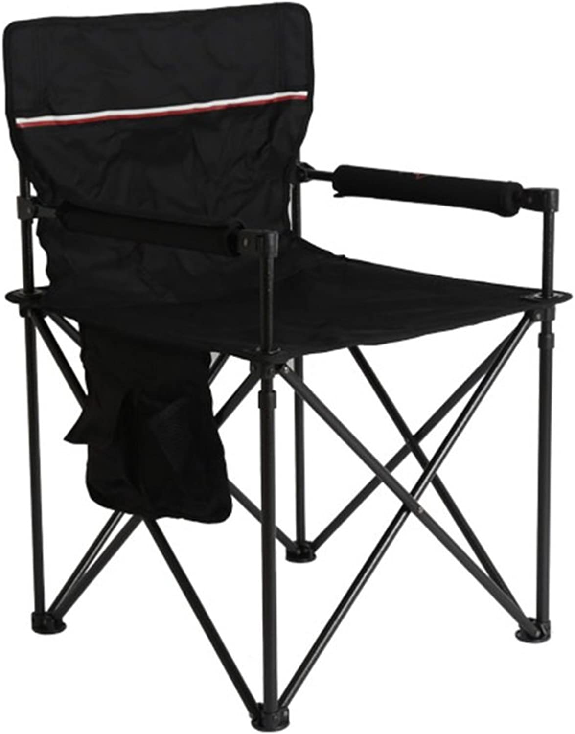 Chairs Folding Stool Portable Mini Ergonomics Ultralight with Backrest and Armrest Director's Chair for Fishing Hiking Park Beach