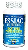 Essiac Tea Softgels, 711 mg, 120 Soft Gels, Eight Herb Essiac, All Natural, Organic Caramel Color, No Brewing or Refrigeration, Great for Travel, 30 Day Supply