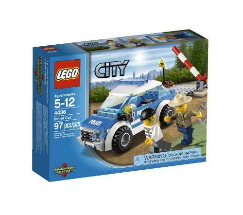 LEGO City Police Patrol Car 4436 by LEGO