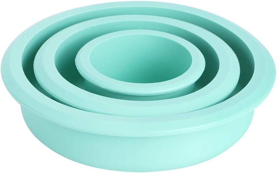 Annadue Silicone Cake Tray Ca Round Pan SALENEW very popular! Non ...