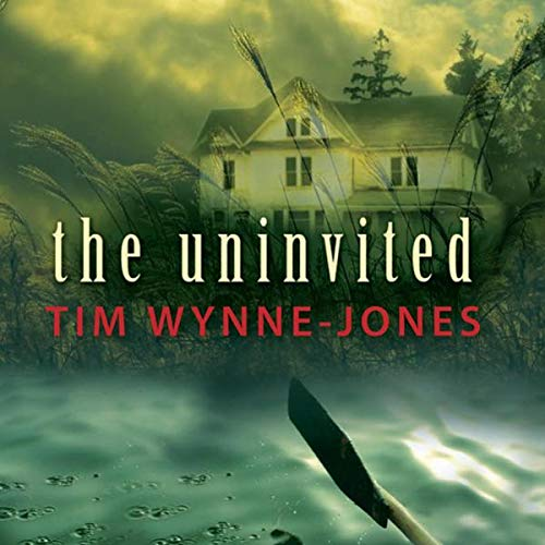 The Uninvited audiobook cover art