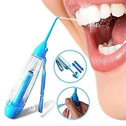 Tragbare Munddusche Mundpflege Zahnreinigung Druckluft