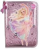 Depesche- Estuche XXL con lápices de Lyra, Fantasy Model Ballet, Rosa, Aprox. 28 x 20 x 4 cm. (10912)