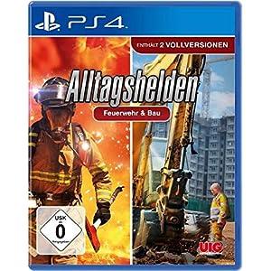 Alltagshelden – Feuerwehr & Bau (Berufsfeuerwehr – Die Simulation + Baumaschinen – Die Simulation)