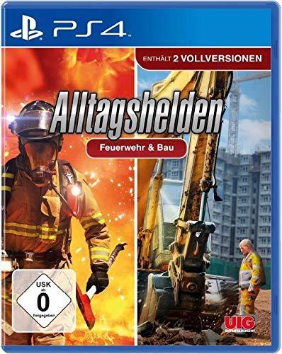 Alltagshelden - Feuerwehr & Bau (Berufsfeuerwehr - Die Simulation + Baumaschinen - Die Simulation)