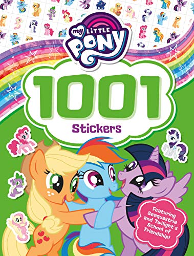 My Little Pony 1001 Sticker Book (My Little Pony Sticker Book)