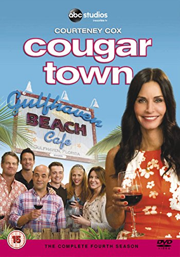 Cougar Town: Season 4 [2 DVDs] [UK Import]