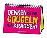Denken ist wie googlen nur krasser!: Spiralbuch: Gefllt mir
