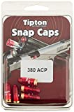 Tipton Pistol Snap Caps .380 ACP with False Primer and Reusable Construction for Dry-Firin...