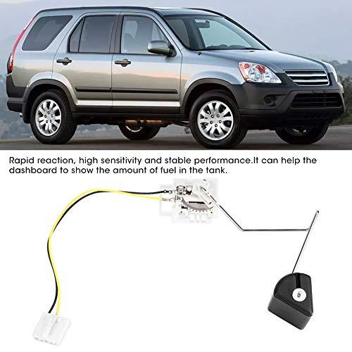 Terisass Fuel Level Sensor 17630-S9A-013 Fuel Sender Car Fuel Pump Level Sensor Sending Fit for Honda CRV RD5 RD7 2003 2004 2005 2006