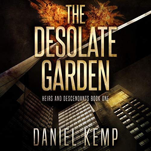 The Desolate Garden cover art