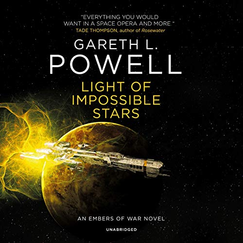 Light of Impossible Stars Audiobook By Gareth L. Powell cover art
