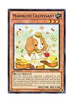 遊戯王 英語版 ABYR-EN025 Madolche Cruffssant マドルチェ・クロワンサン (ノーマル) 1st Edition