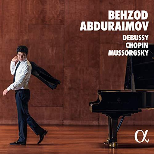 Debussy-Chopin-Moussorgski