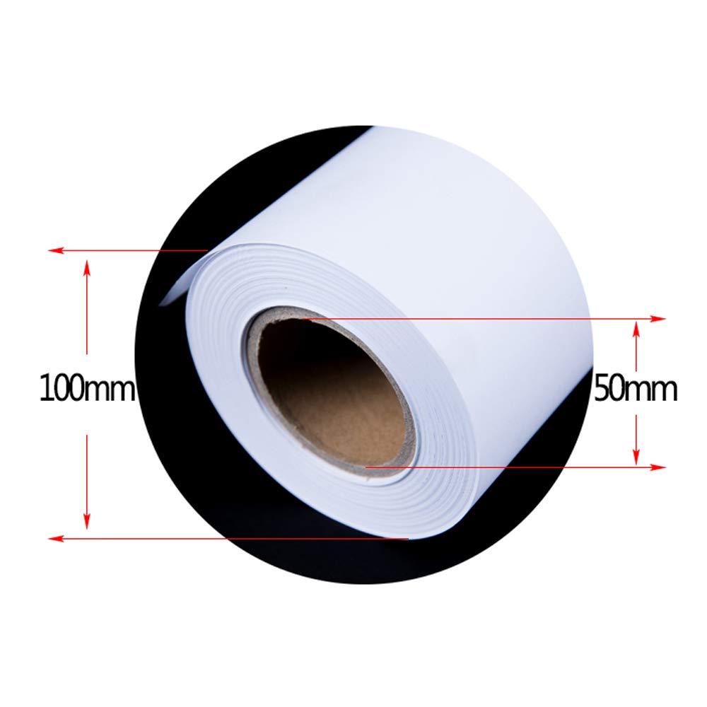 Rollo De Papel De Dibujo A0 Rollo De Papel Blanco 880mmX50 M Diseño De Ingeniería De Construcción Dibujo De Dibujo Papel De Dibujo De Plomo Color 80 G De Espesor A+: Amazon.es: