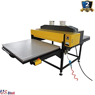 Best large format heat press used Reviews