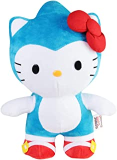 sonic and hello kitty