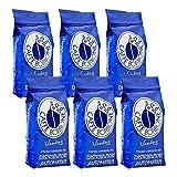 12 Kg Caffe Borbone Blu Tostato in Grani Beans a Chicci Miscela Vending Buste da 1 Kg