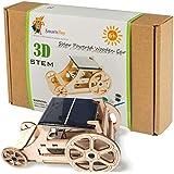 DIY Wooden Model Solar Car Kit...