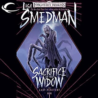 Sacrifice of the Widow cover art