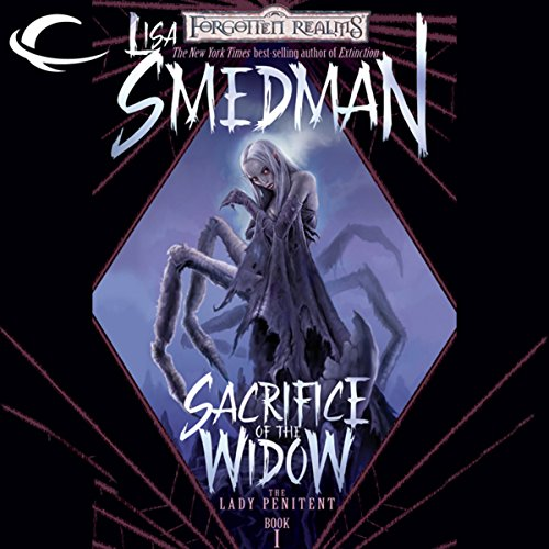 Sacrifice of the Widow audiobook cover art