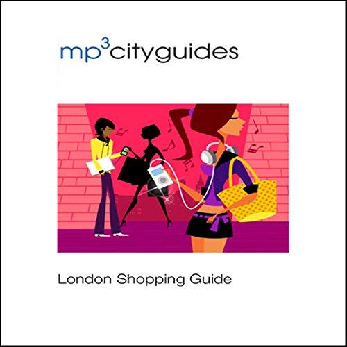 London Shopping Guide cover art